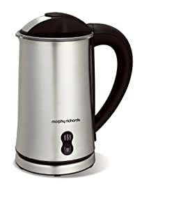 Morphy Richards Meno 47560 Milk Frother - Stainless Steel
