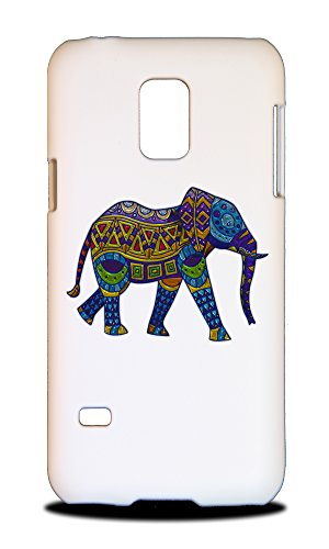 Price comparison product image Foxercases Design Elephant 19 Hard Back Case Cover For Samsung Galaxy S5 Mini