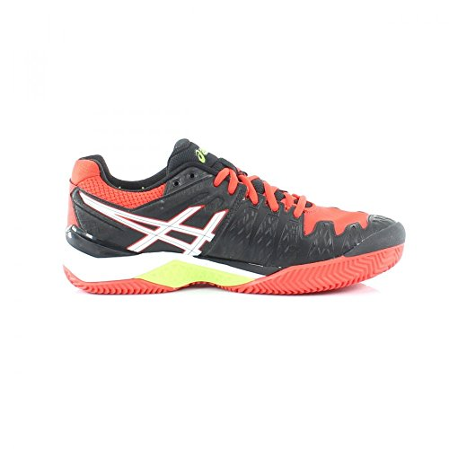 Asics - Gel-Resolution 6 Clay, Scarpe Da Tennis da uomo Nero