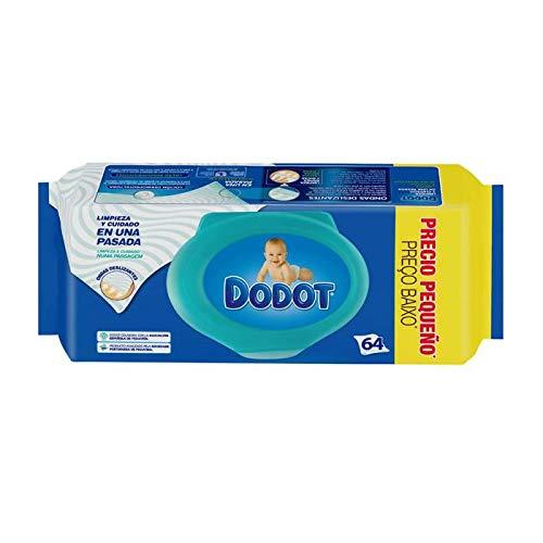 Dodot Toallitas - 1 Paquete de 64 toallitas