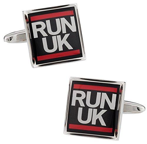 Run UK Cufflinks Chaps-mens Tie