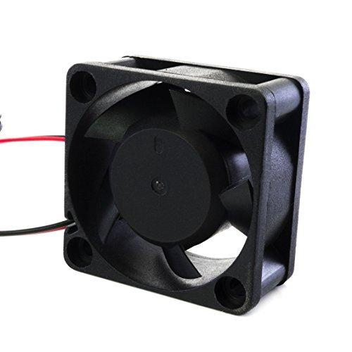 Maker Girl USA DC Fall Fan Brushless 40mm x 40mm x 20mm 12V High Output 4020 -