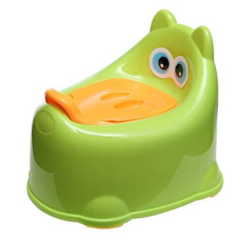 Nosterappou Aseo para niños, Inodoro, baño, Hombres y Mujeres, bebé, Inodoro (Color...