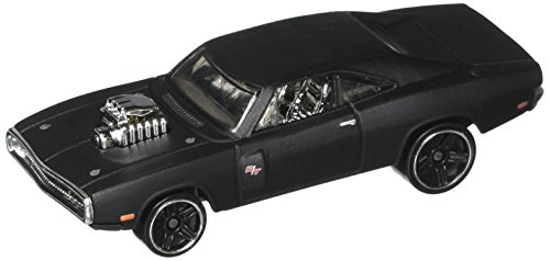 HOT WHEELS 2015 FAST AND FURIOUS RELEASE EXCLUSIVE BLACK