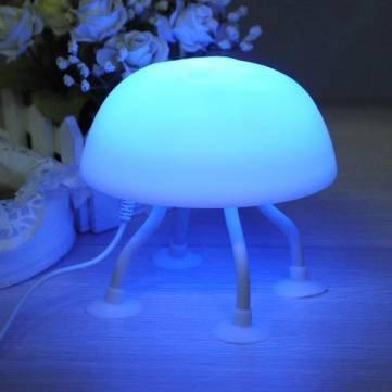 9264808075dc  Versand kostenlos 7 ~ 12 Tage  DIY LED Jellyfish Lampe Büro Lampe Kleine  Nachtlicht  DIY LED Jellyfish Lamp Desk Lamp Small Night Light