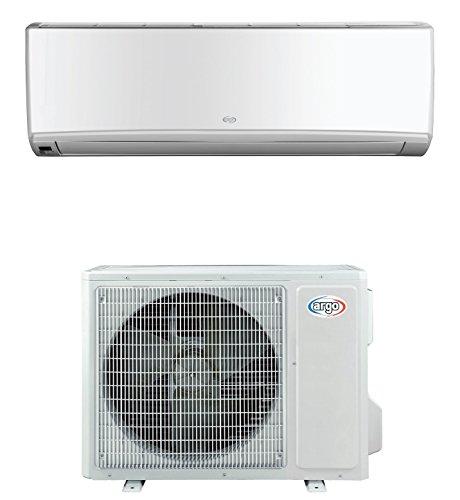 Argo wall 12 mono climatizzatore, 1841120 w, 1841120 v, bianco, 12000 btu/h, set di 2 pezzi