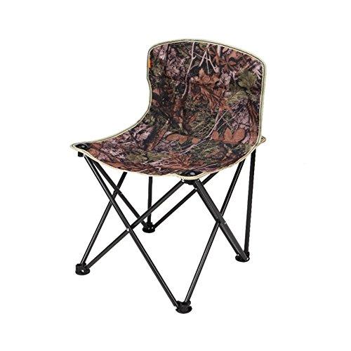 YJchairs Hocker Klapp Klappsitz Ultraleicht Ergonomie Mini Rückenlehne Stuhl Angeln Stühle Gartenbank für Camping Malerei Outdoor-Aktivitäten Portable Einfach zu Speichern (Farbe :...