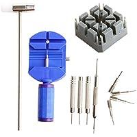 Kumon 11Watch Band Link Pin Set di attrezzi con custodia in plastica opener