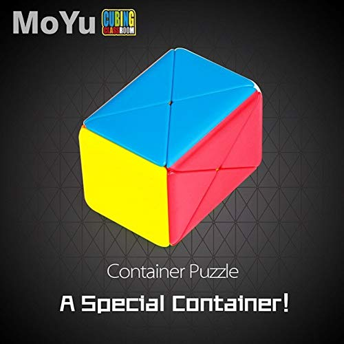 Cubing Classroom MF Container Puzzle