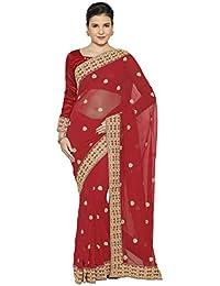325c6f6ceaae5e Indische Kleider Damen Sari mit Ungesteckt ungesehen Oberteil bluse Mirchi  Fashion hochzeit indians saree bollywood