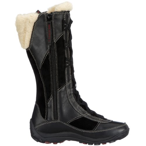 Merrell PREVOZ WTPF J20258 Damen Fashion Stiefel Schwarz (Black)