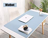 Mouse Pads - cm Solid color keyboard mouse pad Office Table Business Mousepad for PC Laptop Gaming mousepad De