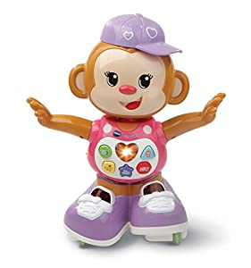 VTech Titi Ouistiti Rose Chica - Juegos educativos (AA, 400 mm, 150 mm, 381 mm, 1,21 kg)