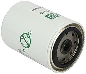 Mann Filter WH 1257/1 Filtre, système hydraulique de travail