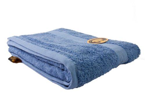 Gözze - Toalla de baño (100x150cm, algodón 100%, de calidad, 550g/m², tejido...