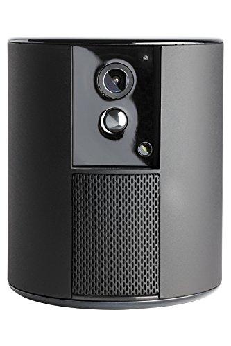 41RL8DqEmaL [Bon Plan Domotique] Somfy 2401292 - Somfy One | Caméra de Surveillance sans Fil avec Sirène Intégrée 90 dB | Vision Full HD Jour et Nuit | Gd Angle 130° | Détecteur de Mouvement | Volet Vie Privée
