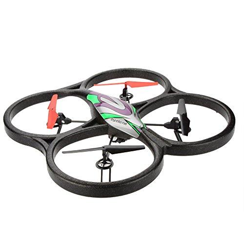 WLtoys V666 5,8 G FPV 6 Achse 4CH RC große Quadrocopter Quadcopter UFO mit 2.0MP HD Kamera und Monitor RTF - 6