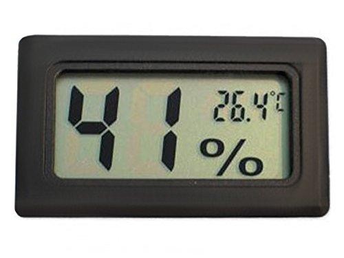 Luftfeuchtigkeit Hygrometer Thermometer Digital LCD -50C bis +70C #800