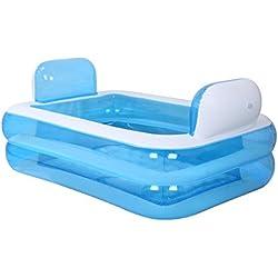pige gonfiabile vasca idromassaggio ispessito adulti pieghevole vasca da bagno per bambini vasca da bagno vasca
