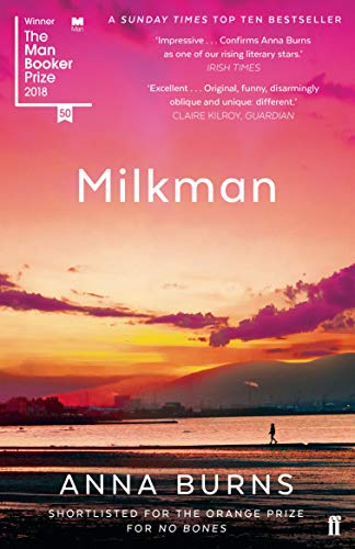 Milkman by [Burns, Anna]