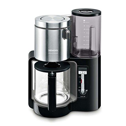 Siemens TC86303 macchina per caffè Libera installazione Macchina da caffè con filtro 1,25 L