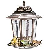 WHL.LL WHL.LL More Birds Hummingbird Feeder, Wetterfest und wasserdicht Hanging Gazebo Wild Bird Feeder lockt Vögel und Vogelbeobachtung im Freien