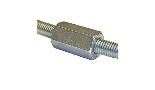 Pack of 25 A4 Stainless M10 Rod Connector