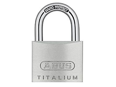 ABUS Mechanical 64TI 40mm Titalium Padlocks Range