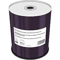 MediaRange MR413 Confezione di 100 DVD-R stampabile, 16x, 4.7 GB/120 min
