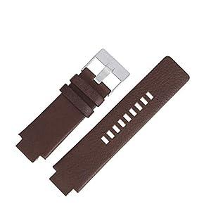 Diesel Uhrenarmband 18mm Leder Braun – Werkzeug Montage Set DZ-1090