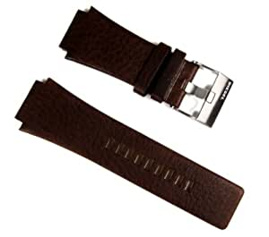 diesel herren armbanduhr dz1132 lederband uhren. Black Bedroom Furniture Sets. Home Design Ideas