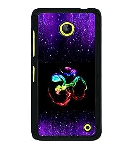 ifasho Designer Phone Back Case Cover Microsoft Lumia 630 ( Tiger Black and White Back Look Pattern Design )