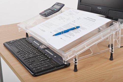 Prestige International Inc. Microdesk - Wenn Sie Sich beim Schreiben zur Seite drehen
