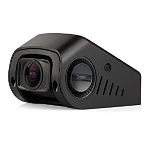 AUTO-VOX B40 A118C PRO Capacitor Version 1080P 1.5″ Car Blackbox Dvr Dash Camera Recorder – 170¡ã Super Wide Angle 6G Lens – Compact and Contoured Design Built for Disguise – G-Sensor Night Vision Motion Detection(8G TF Card +Free Card Reader)