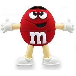 M&M Memoria USB 2.0 - 16 GB