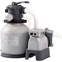 """Intex - Depuradora de arena 12"""", 7.900 l/h, 30.000 l/agua (28646)"""
