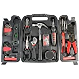 CLEVA® PRO.TOOLS P2154S TOOL SET, 129PC [Pack of 1] w/Min 3yr Warranty