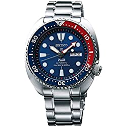 SEIKO PROSPEX PADI 200M Diver's Automatic with manual winding mechanism Special Edition Watch SRPA21K1
