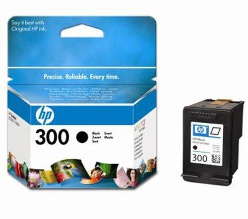 Preisvergleich Produktbild Inkjet-Patrone, Nr. HP300, 200 Seiten, schwarz