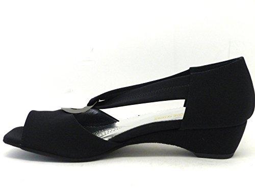 ANDREA PIERGENTILI SANDALE CHAUSSURE Noir - noir
