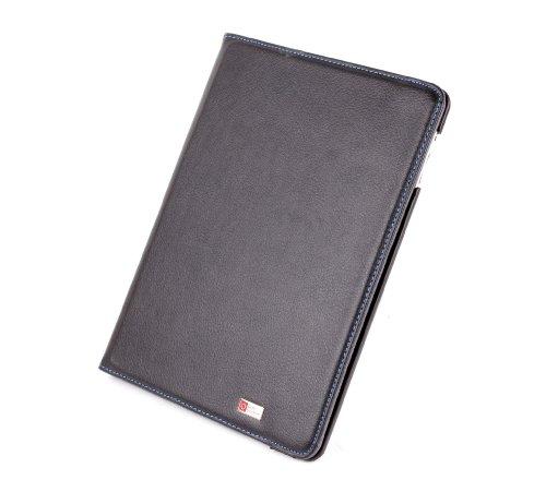 unstleder Leder Hülle für Ipad2Apple Neueste Generation iPad 2(alle Modelle)-magnetische Sleep/Wake Funktion ()
