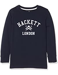 Hackett London Ls Hkt Ldn B, Camiseta para Niñas