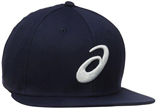 ASICS Golf Sideline Hat, Unisex-Erwachsene, Navy, Large/X-Large - Spandex Hat