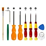 Nintendo Screwdriver Set- Younik Precision Screwdriver Repair Tools Kit for Nintendo Switch / DS /DS Lite /Wii /GBA and other Nintendo Products