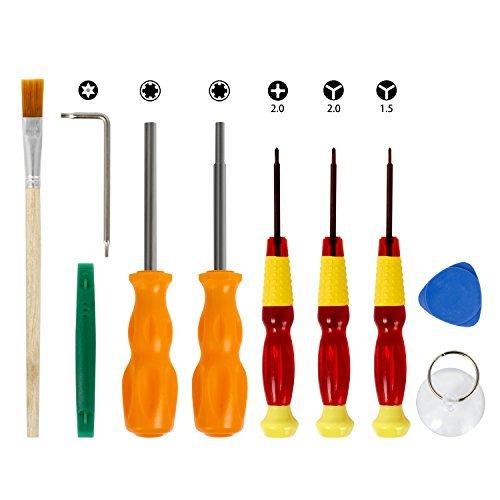 Nintendo Schraubendreher Set-Younik Präzisions-Schraubendreher Reparatur-Tools Kit für Nintendo Switch / DS / DS Lite / Wii / GBA und andere Nintendo - Nintendo-ds-tool-kit
