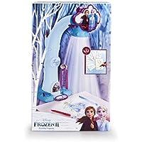 Magic Artist - Proyector de Frozen 2 para Dibujar y Pintar, Recomendado a Partir de 3 Años, Multicolor (Famosa 700015282) , color/modelo surtido
