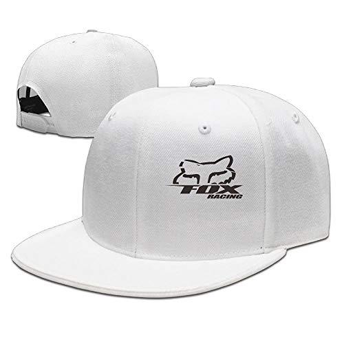 UUOnly Fox-Racing-Logo-Vector Snapback-Baseballmützen - Fox Hut Kostüm