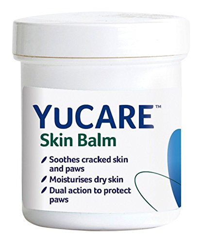 Lintbells YuCARE Skin Balm to moisturise and protect dry and cracked skin & paws (25ml)