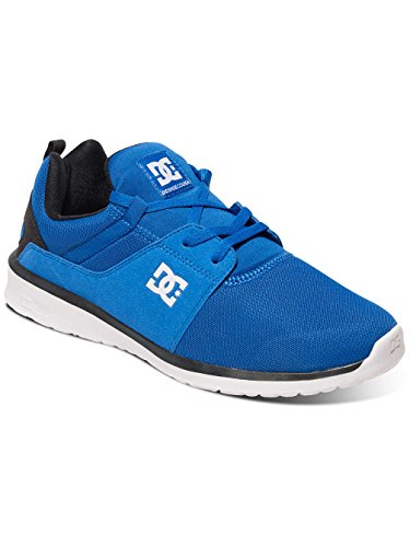 DC Shoes Heathrow M, Baskets Basses Homme Bleu - Royal Blue