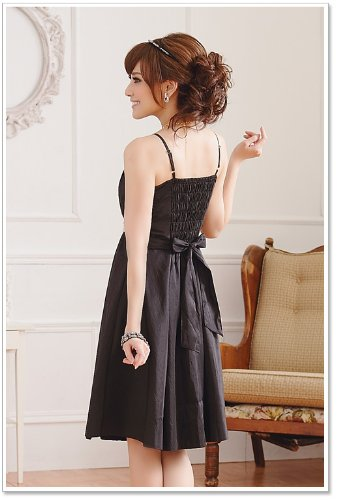 VIP Dress Robe cocktail Noir